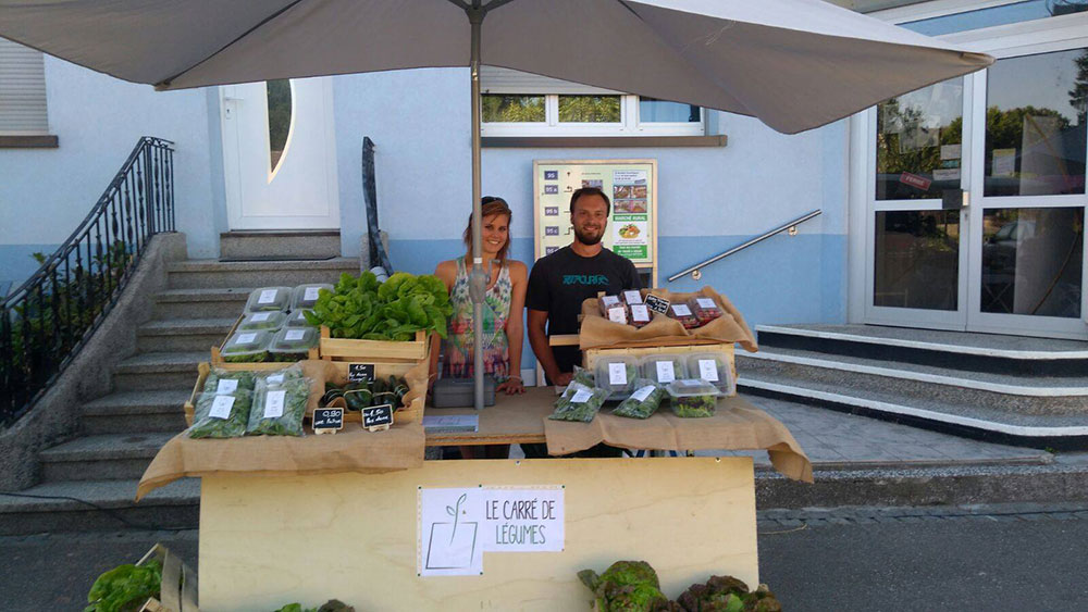 marché de Hirtzbach